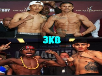 Miguel Berchelt vs Francisco Vargas and Emanuel Navarette vs Isaac Dogboe