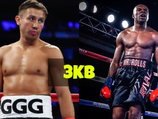 Gennady Golovkin vs Steve Rolls