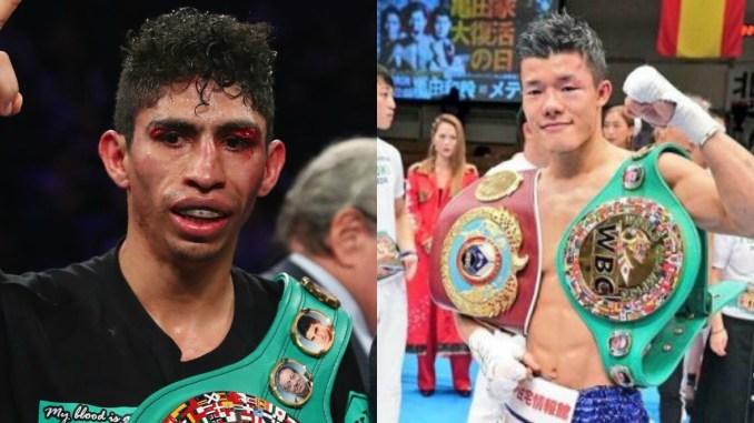 Rey Vargas and Tomoki Kameda