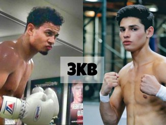 Rolando Romero and Ryan Garcia