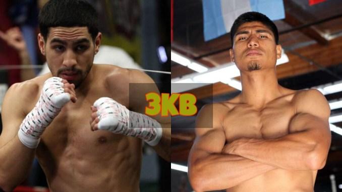 Danny Garcia vs Mikey Garcia