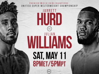 Jarrett Hurd vs Julian Williams