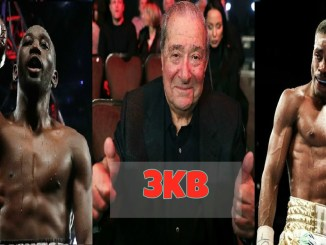 Terence Crawford, Bob Arum and Errol Spence Jr