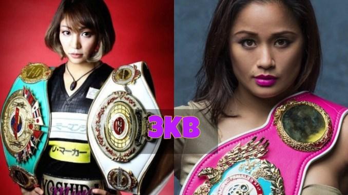 Miyo Yoshida vs Casey Morton