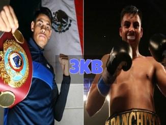 Emanuel Navarrete vs Francisco De Vaca