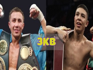Gennady Golovkin and Jaime Munguia