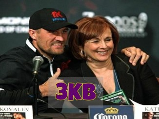 Sergey Kovalev and Kathy Duva