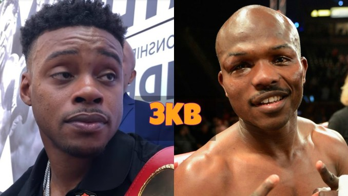 Errol Spence and Tim Bradley
