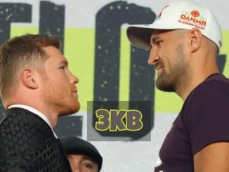 Canelo Alvarez vs Sergey Kovalev