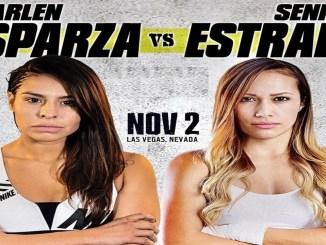 Esparza vs Estrada banner