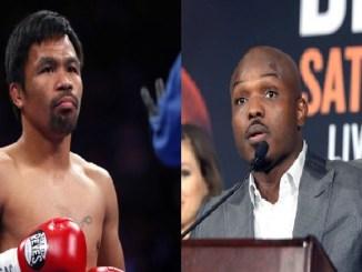 Manny Pacquiao, Tim Bradley