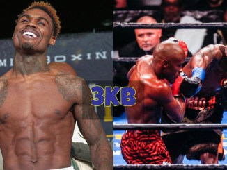 Jermell Charlo Lands a Right Hand on Tony Harrison