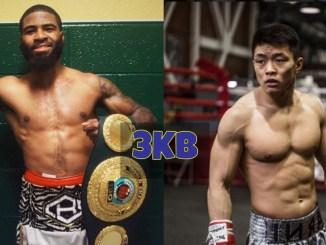 Stephen Fulton vs Arnold Khegai
