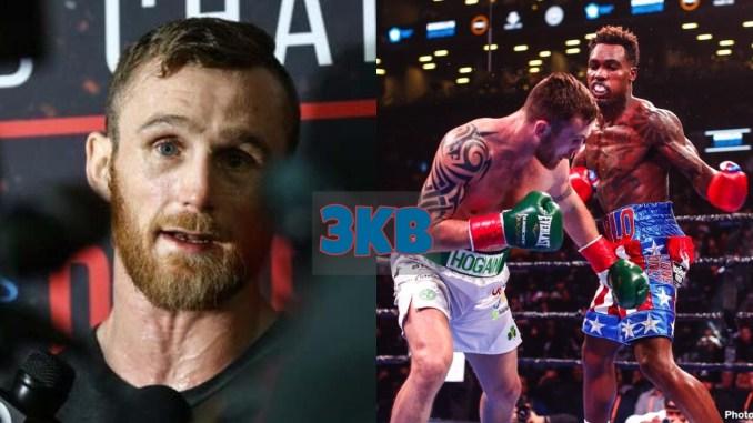 Dennis Hogan Hit By Jermall Charlo