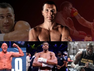 Klitschko Entertains Return vs Joshua, Fury, & Wilder