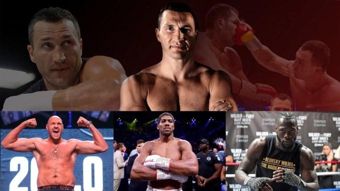 Klitschko Entertains Return vs Joshua, Fury, & Wilder