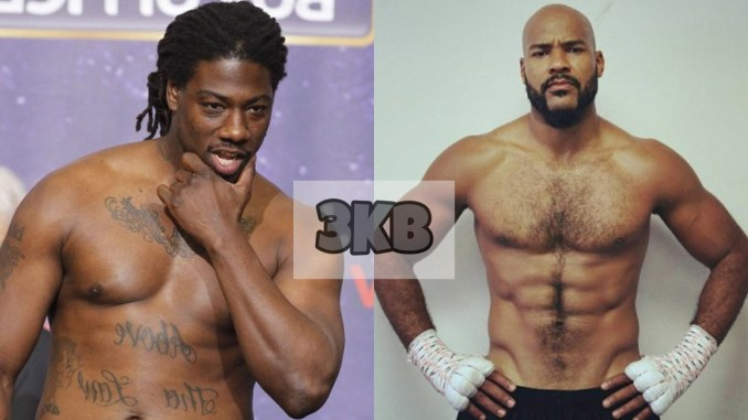 Charles Martin vs Gerald Washington