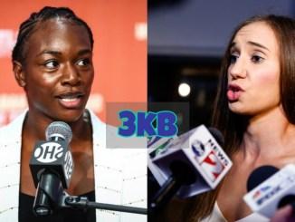 Claressa Shields vs Ivana Habazin