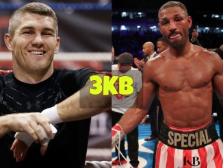 Liam Smith And Kell Brook