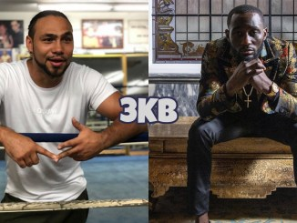Keith Thurman and Terence Crawford