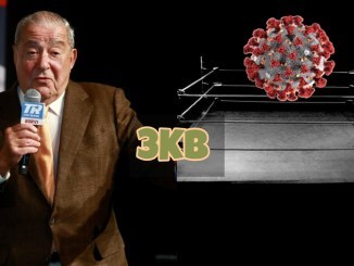 Bob Arum and COVID-19 virus