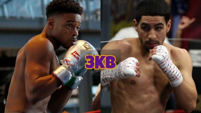 Errol Spence and Danny Garcia
