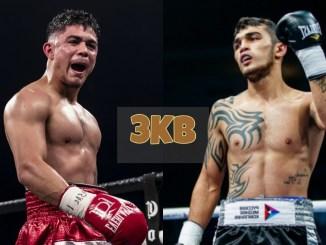 Joseph Diaz vs Shavkatzhon Rakhimov