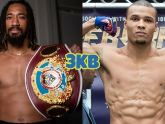 WBO Middleweight champion Demetrius Andrade, Chris Eubank Jr.