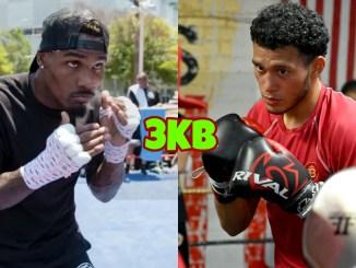 WBC Middleweight champion Jermall Charlo, David Benavidez