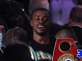 Unified Welterweight champion Errol Spence Jr.