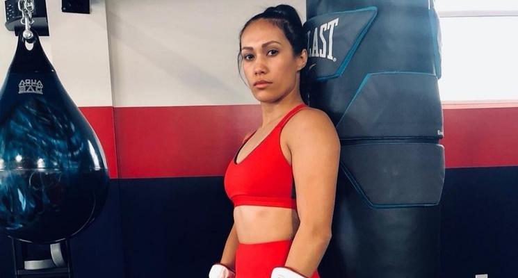 Seniesa Estrada Profile