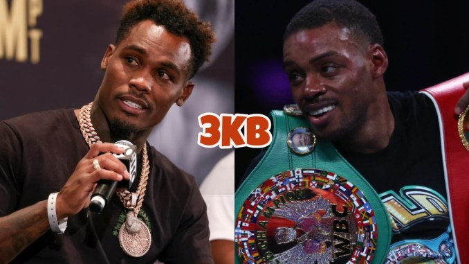 Unified junior middleweight champion Jermell Charlo, unified welterweight champion Errol Spence Jr.