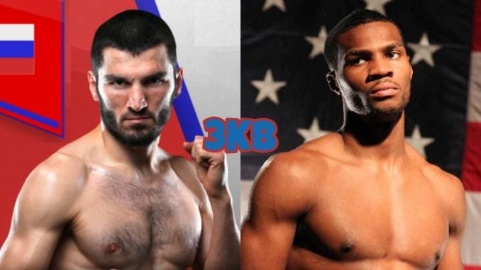 Unified light heavyweight champion Artur Beterbiev, WBC #1 contender Marcus Browne