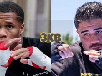 WBC lightweight champion Devin Haney, Joseph Diaz