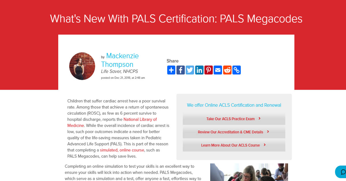 What S New With Pals Certification Pals Megacodes
