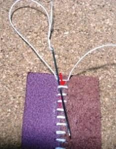 縫い終わり2