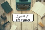 Spam je blog/webshop!