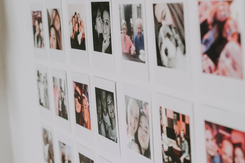 herinneringen aan de muur