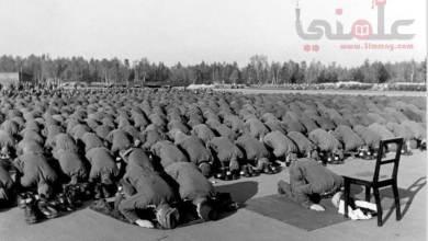 صورة معلومة غريبة هتلر كان معاه جيوش مسلمين خش واعرف ؟