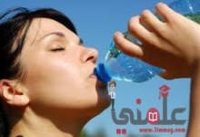 صورة لاتنتظر العطش اشرب الماء قبل ماتشعر بلعطش