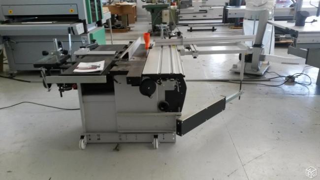 combiné bois ROBLAND HX 310-machine menuiserie occasion