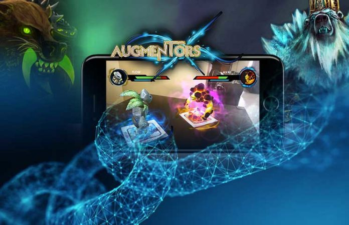 Augmentors Augmented Reality Blockchain Game Becomes First dApp Highlighted in Apple's App Store