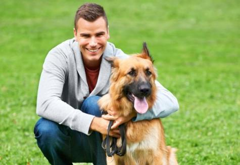 8 Things That Happen When You're A Single Guy With A Dog | 3 ...