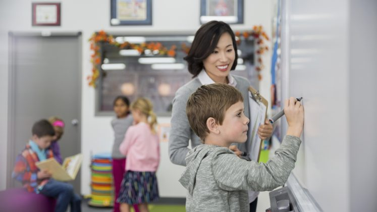 Where teaching pays the most