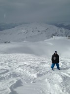 Powder in Les Arcs, winter 2015