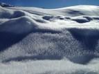 Snow (?!) in La Plagne, winter 2015
