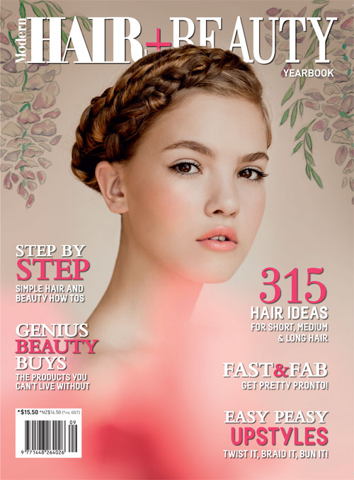 Modern Hair Beauty Magazine ON SALE