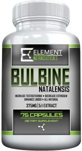 Element Nutraceutical All Natural Non-GMO Bulbine Natalensis - FREE SHIPPING with AMAZON PRIME