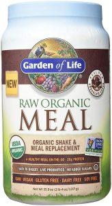 Garden of Life Organic Vegan Raw Plant Based Protein Powder – 28 servings - FREE SHIPPING