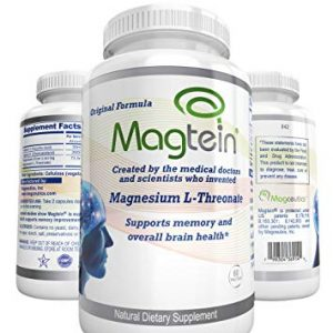Magtein All Natural Non-GMO Magnesium L-Threonate (Magtein™) - FREE SHIPPING
